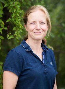 Rachel Tucker, Oaklands Veterinary Centre