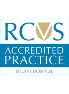 RCVS Equine hospital logo
